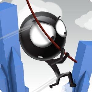 """Gratis [iOS] """"Rope'n'Fly 4"""" von Djinnworks GmbH"""
