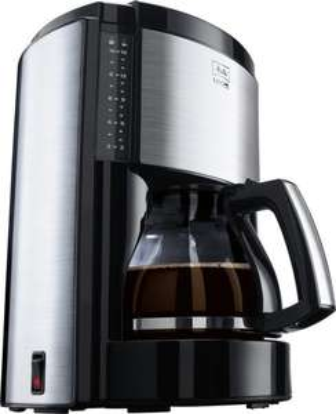 Blitzangebot: Melitta Look de Luxe Kaffeemaschine, autom. Abschaltung, Tropfstopp, schwarz/Edelstahl, M 652 bk SST @ 38,31 Euro inkl. Versand