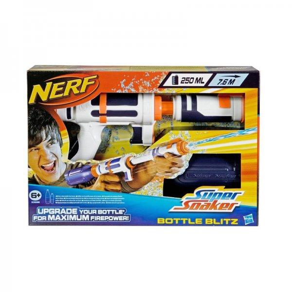 [Toys World Online/Offline?] Hasbro Nerf Super Soaker Bottle Blitz [14,94€ inkl. Versand]