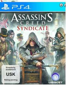 Assassins Creed Syndicate Special Edition (PS4+Xbox One) @Conrad (SÜ)