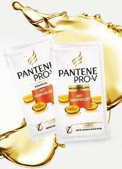 [ROSSMANN] Look-Book: Gratis Pantene Pro-V Pflegespülung Anti-Haarverlust Probe (10 ml)