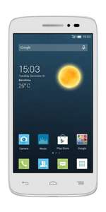 "Alcatel One Touch POP 2 (LTE, Dual SIM, 4,5"", Android 4.4)"
