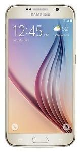 Samsung Galaxy S6 Gold 32GB(Vorführgeräte) Ebay