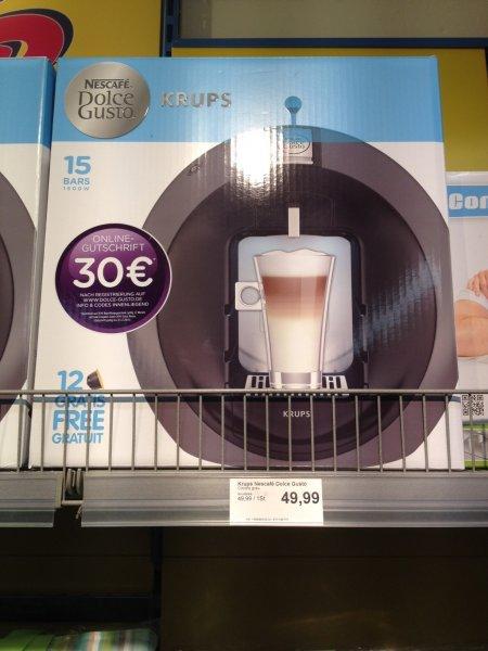 Lokal Nescafé Dolce Gusto Circolo Charcoal Grey für 49,99€ + Shop-Bonus im Wert von 30€