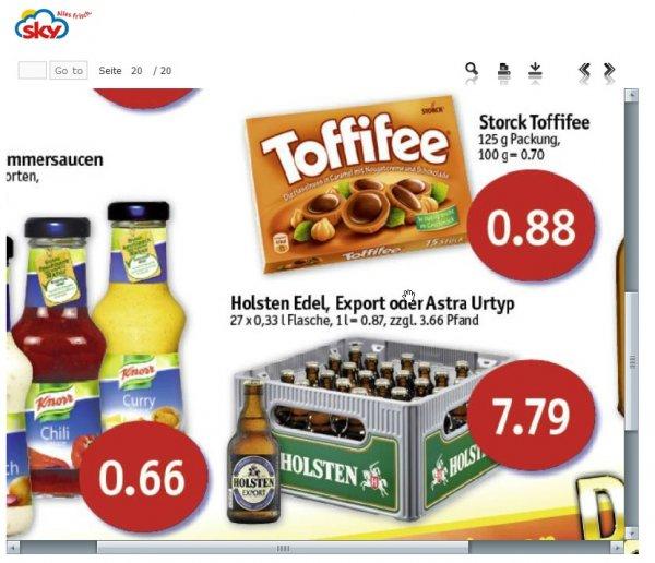 Sky  -  Toffifee für 0,88€ vom 30.07 - 1.08.15