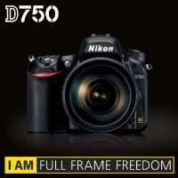 Nikon D750 SLR-Digitalkamera (Amazon und mehr)