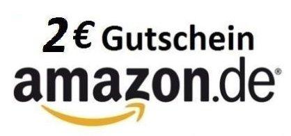 Amazon 2€ Gutschein für 1€ bei eBay