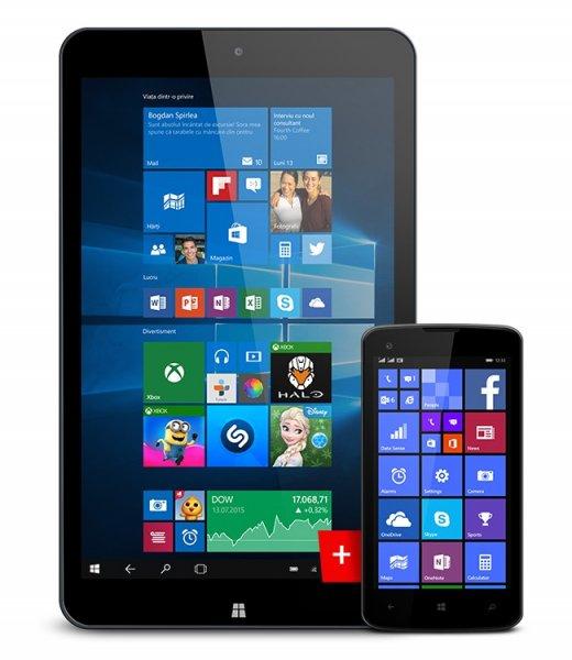 Allview Windows 8 Tablet (Wi8G oder Wi10N Pro) kaufen und Windows Phone (W1m) geschenkt!