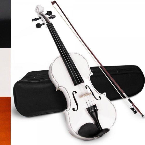 @Amazon Marketplace: Violine Geige 4/4 inkl. Koffer und Zubehör für 33,85 €
