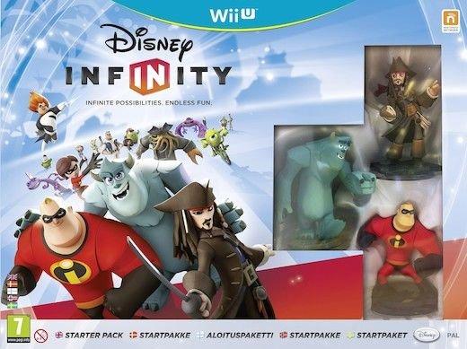 (Wii U/Xbox 360) Disney Infinity Starter Pack für 15,99 €