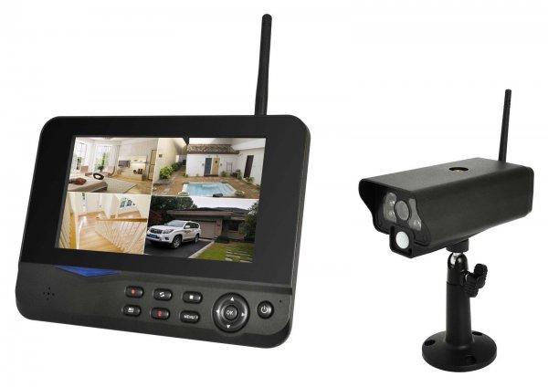 COMAG Digitales Kamera Funk-Überwachungs-Set  für 149,90€ Allyouneed