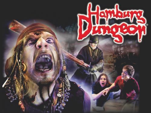 Jede Menge Gruselspaß im Hamburg Dungeon – Dein Ticket inkl. VIP-Einlass & Programmheft für 14,10 statt 25,50 Euro @ DailyDeal