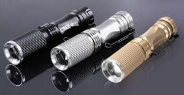Cree Q5 China Taschenlampe
