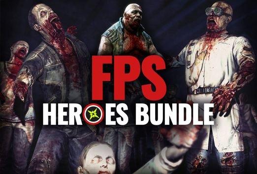 [steam-keys] FPS Heroes Bundle [bundlestars.com]