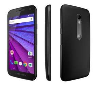 "Motorola Moto G (3. Generation) 5"" HD, LTE, Snapdragon 410, 2 GB Ram, 16 GB Speicher, 13 MP Kamera, Android 5.1.1 für 233,77€ @Amazon.fr"