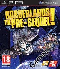 Borderlands: The Pre-Sequel [uncut Edition] inkl. Bonus DLC (PS3)