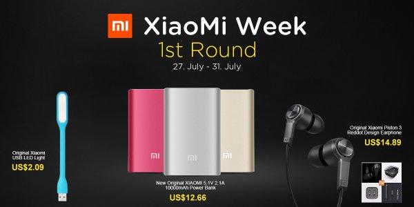 [Sammeldeal] XiaoMi Week @Banggood CN