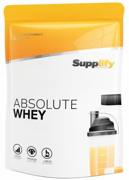 1kg Whey Protein Isolat 15€ durch Verpackungsfehler