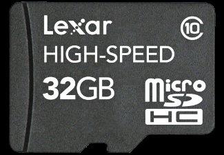 LEXAR microSDHC™ Mobile Card 32 GB, Class 10 für nur 9,00 €, versandkostenfrei bei MM