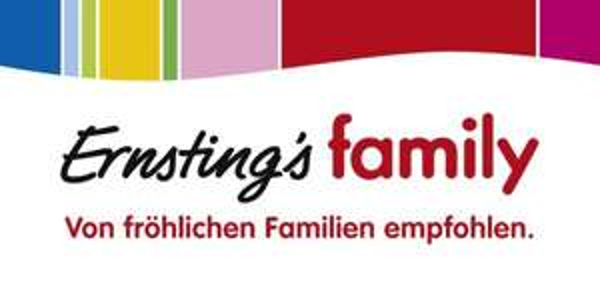 Ernsting's family [online & Filiale] 50% Rabatt auf Sale-Artikel mit kostenloser Jahreskarte