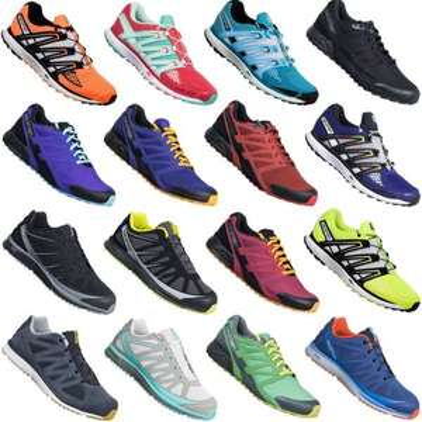 Salomon Freizeit Schuhe Laufschuhe Sportschuhe Damen Herren, 42,99 EUR @ ebay
