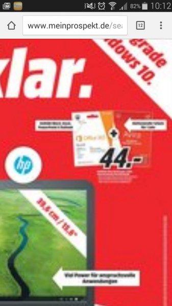 Office 365 & Avira