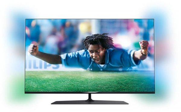 [Comtech] Philips 55PUS7809, 55 Zoll, 3840x2160, Ambilight, 1x DVB-T/-T2/-C/-S/-S2, 3D inkl. 4 Brillen, 879€