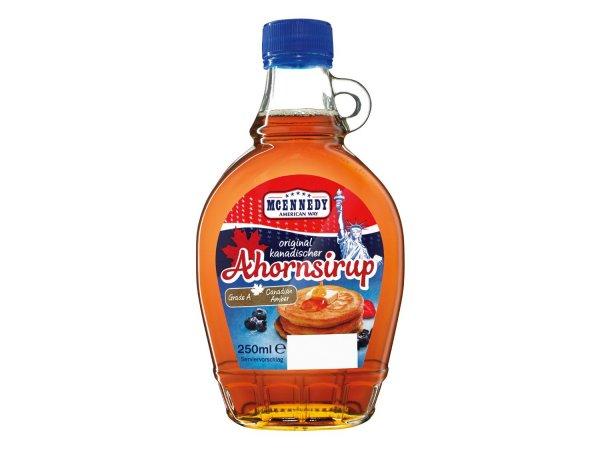 [LIDL regional?] Ahornsirup 250 ml //Amerikanische Wochen für 2,99€