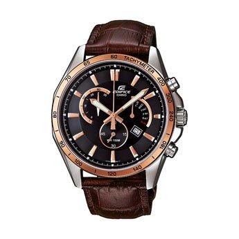 Casio Edifice Herren-Armbanduhr Chronographen Analog Quarz EFR-510L-5AVEF