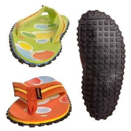 Beachers Kids bubble orange & green Flipis Flipflops Schuhe, 7,89 EUR @ eltronics
