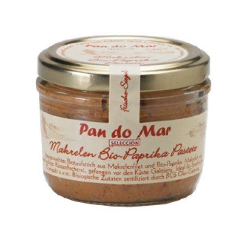 @Amazon Marketplace: Preisfehler Pan do Mar Makrelen Bio Paprika Pastete, 6er Pack (6 x 125 g) für 8,13 € / PVG 2er Pack für 11,25 €