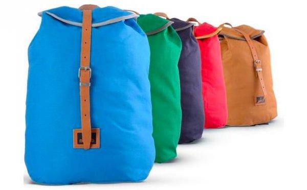 Nomad Canvas Rucksack M in 5 Farben für 17,90€ (+VSK) statt 50€ @ibood.com, die ersten 15 Bestellungen versandkostenfrei!