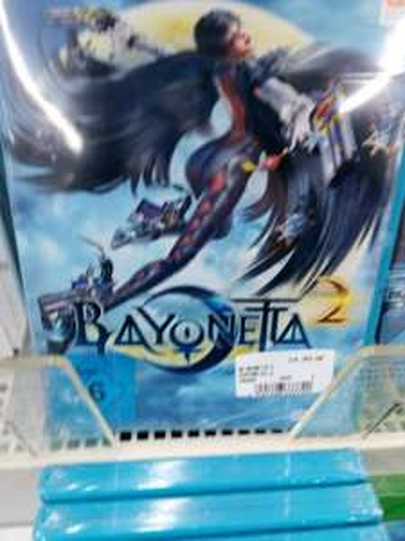 [Lokal MM Bochum-Ruhrpark] Bayonetta 2 für 20€