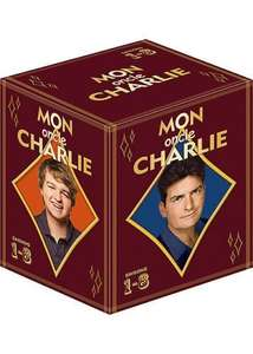 Two and a half Men Superbox - Die kompletten Staffeln mit Charlie Sheen: 1-8 [29 DVDs] inkl.Vsk für 47,92 € > [amazon.fr] > Blitzangebot