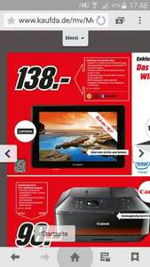 Media Markt 1000: LENOVO Tablet A10-70 10""