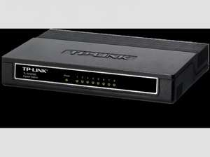 [Saturn-Berlin-Steglitz] TP-LINK 8 Port Gigabit Desktop Switch