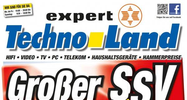 Techno-Land Deizisau großer SSV