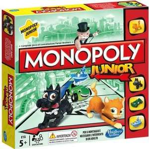 [ROSSMANN] Monopoly Junior Neuauflage 2014 (deutsche Version A6984100) für 20,00€/18,00€ (Greenlable)