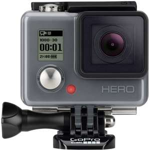 GoPro Actionkamera Hero für 99€ @Media Markt