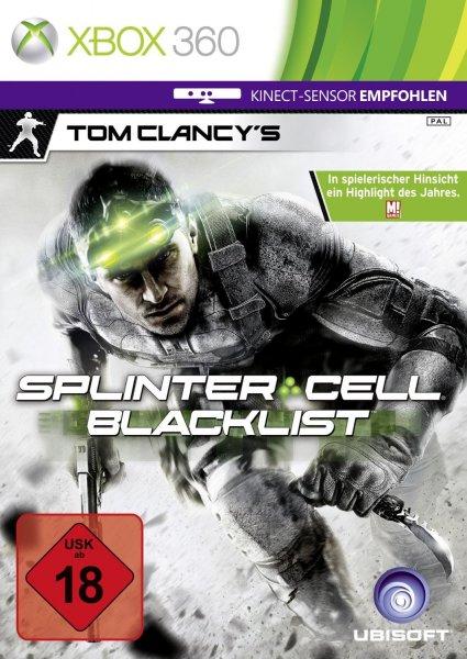 Splinter-Cell: Blacklist Xbox 360 für 5,12 (+5€ Ab-18-Versandkosten) @amazon.de