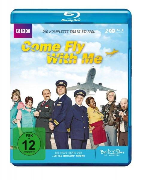 Come Fly with Me - Die komplette erste Staffel [Blu-ray] für 9,05  (wie neu) @ Amazon