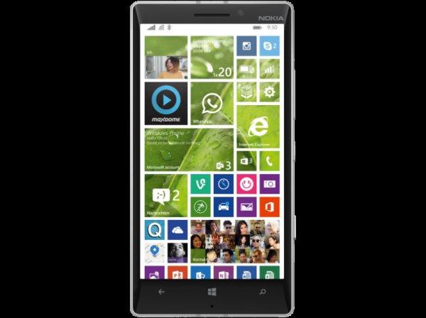 Nokia lumia 930 grün/orange