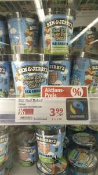 [Lokal ?!] Globus Bobenheim-Roxheim Ben & Jerry ver. Sorten 3.99€