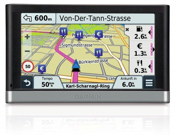 [amazon.de] Garmin nüvi 2597 LMT EU Navigationsgerät (12,7 cm (5 Zoll) Touch-Display, Kartenmaterial 45 Länder Europas, Gesamteuropa, Kartenupdate, TMC Pro) für 119€ inkl. Versand - PVG: 135€