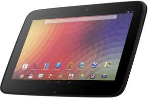 Google Nexus 10 (DE, Wi-fi, 32GB, Black) - EXPANSYS Outlet-Produkt