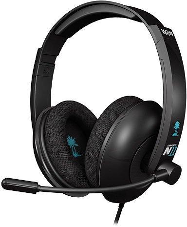 Turtle Beach Earforce N11 - Kabelgebundener Stereo Sound für Wii U, Wii, 3DS, 3DS XL, 2DS, PC, Mac und PS4