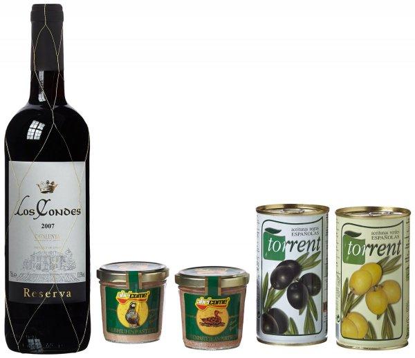 "Amazon Prime : Geschenkset ""Spanien Olé"" (5-teilig)  Nur 6,77 €"