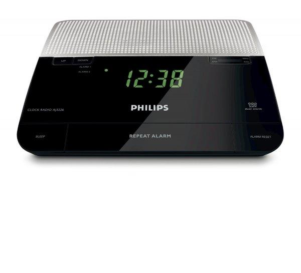 (WHD & Prime) Philips AJ 3226 Uhrenradio