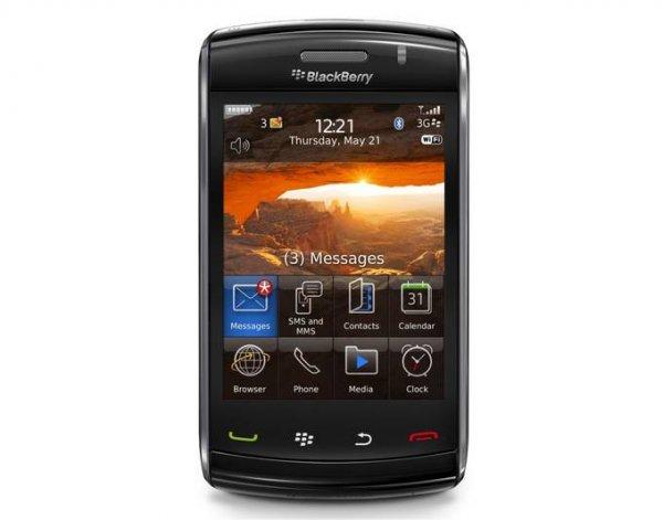 BlackBerry Storm2 9520 Neuware/Whitebox @ AYN / talkpoint