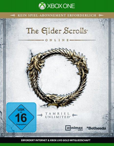 amazon.de - The Elder Scrolls Online: Tamriel Unlimited XBOX One / PS4/ Preis: 39,00 € inkl. Versand / Vergleichspreis: 44,73 €